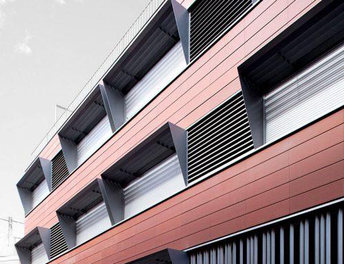 Edificio Dotacional Mixto de Viviendas para Jóvenes,Aparcamiento de Residentes y Cantón de Limpieza