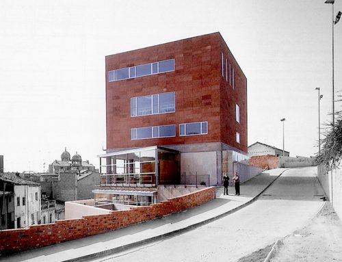 Headquarters of the Official College of Architects of Catalonia in Lleida, COAC