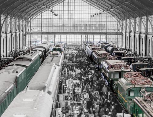 Madrid-Delicias Railway Hub Competition