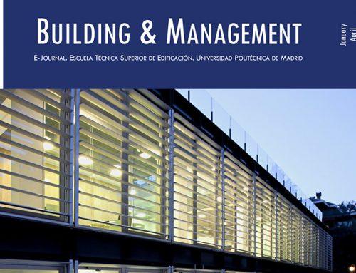 El proyecto de Apolonio Morales portada de la revista Bulding & Management