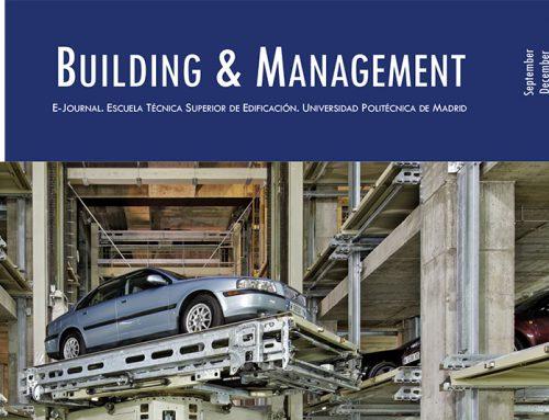 Nuevo artículo sobre movilidad en la revista Building & Management