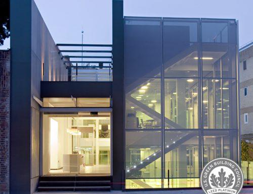 Fernandez Molina Obras y Servicios-Eneres Headquarters  Integral Rehabilitation