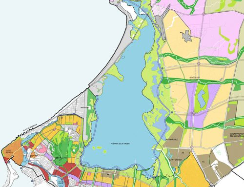 Rehabilitation and urban revitalization to mitigate risks and rebalance the urban system of the basins, pipes, lakes, and swamps systems of Cartagena de Indias, Colombia