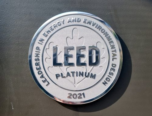 Apolonio Morales 29 designed by IEI, obtains the LEED v4.1 O+M Existing Building certification Platinum