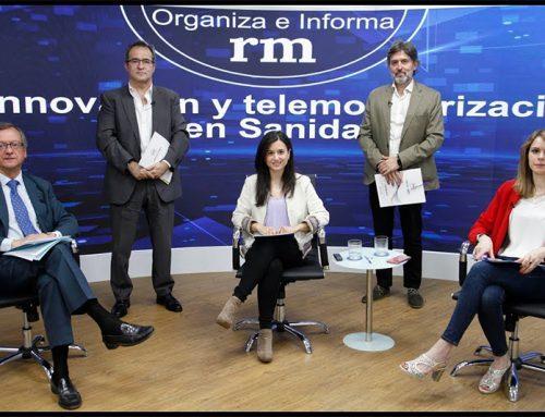 Luis de Pereda invited as speaker at the «Debate Innovación y Telemonitorización» en Sanidad